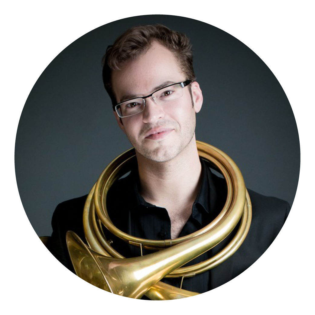 Principal Horn Todd Williams