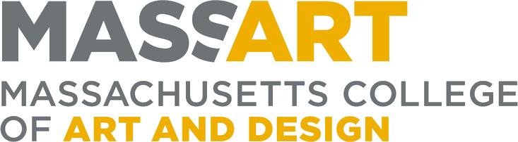 Logo for MassArt