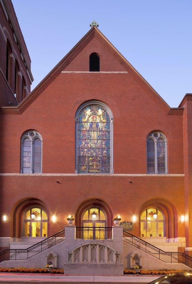 St. Cecilia Parish in Boston