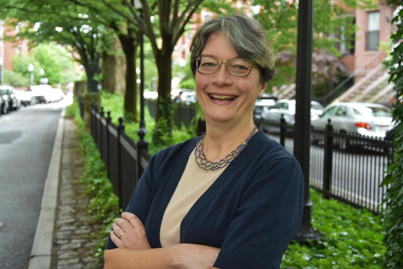 Teresa Neff PhD smiling