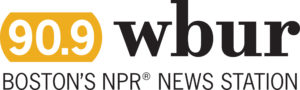 Logo for WBUR