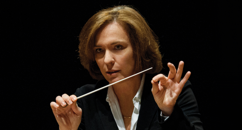 Conductor Laurence Equilbey