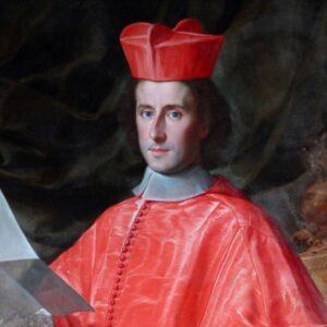 Cardinal Pietro Ottoboni, portrait by Francesco Trevisani