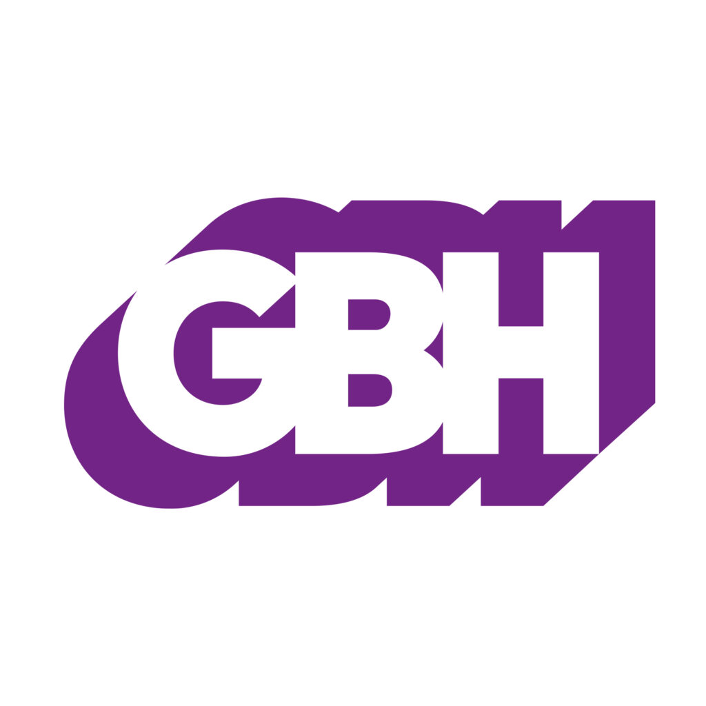 Logo for GBH