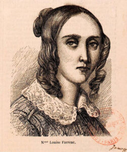 Portrait of Louise Farrenc